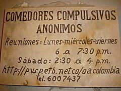 Comedores compulsivos anonimos esta brutal aporte de la flickr - Comedores compulsivos anonimos ...