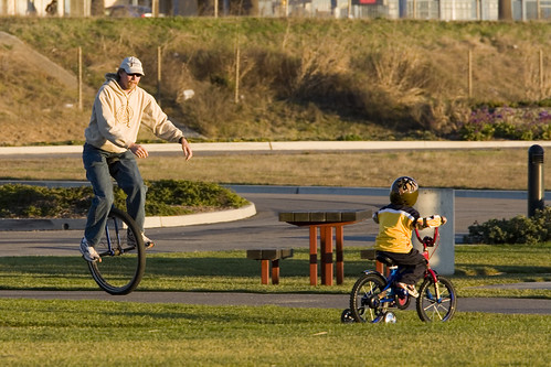 unicycle-cloisters | by mikebaird