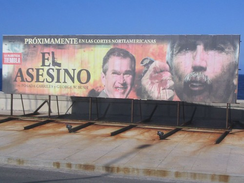 Havana - Anti-Bush Billboard | by darrylballantyne