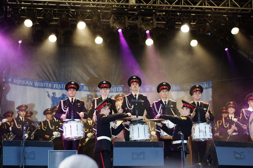 Russian Winter Festival Yamaha Mp