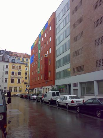 Hotel In Munchen Feringerstr