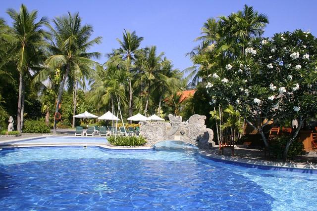 Melia Hotel Bali Family Room