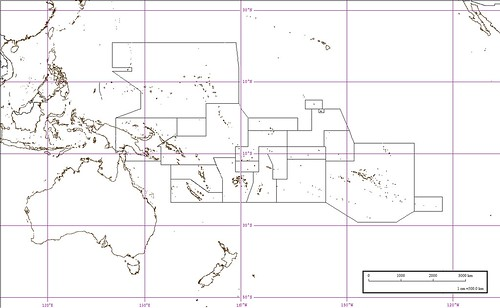 Pacific Islands Blank Map | www.imgkid.com - The Image Kid ...