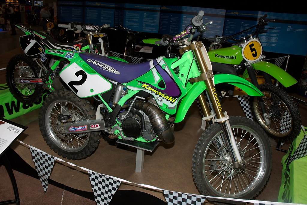 Kawasaki Dirt Bike Vin Year Look Up