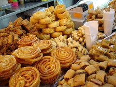 Arab Pastries | by BaronessTapuzina