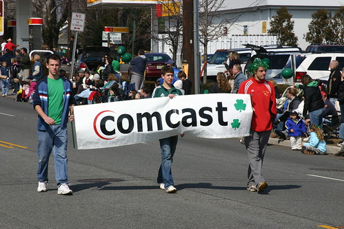 Comcast | by Tom Simpson