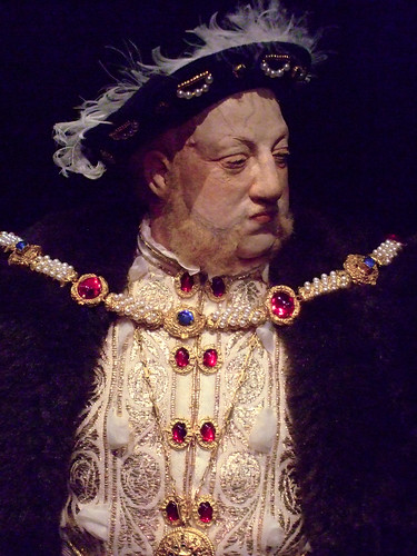 King Henry VIII historical portrait sculpture by artist-historian George Stuart (3) | by mharrsch