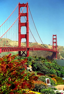 "San Francisco - Golden Gate Bridge ""Visitor's Center"" 
