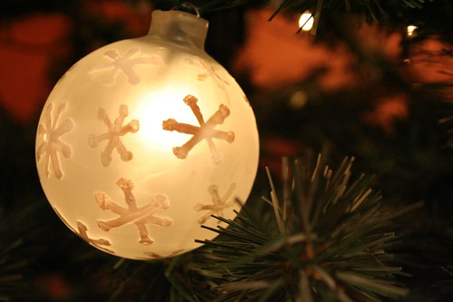 Kjersti's Snowflake ornament | by N1NJ4