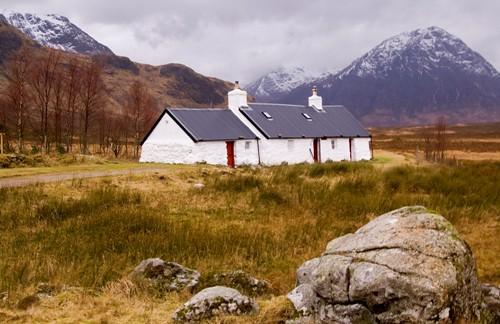 Black Rock Cottage - Glencoe   Black Rock Cottage ...