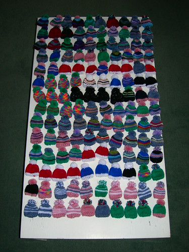 Table of Hats | by bugsandfishes by lupin