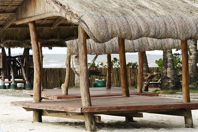 Tropical Beach Huts: Flickr - Photo Sharing