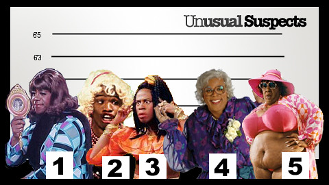 Black Men In Drag Famous Hollywood Drag Characters Flickr