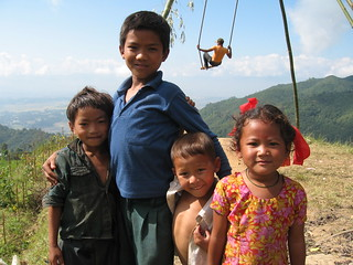 children of Nepal | by Buzia
