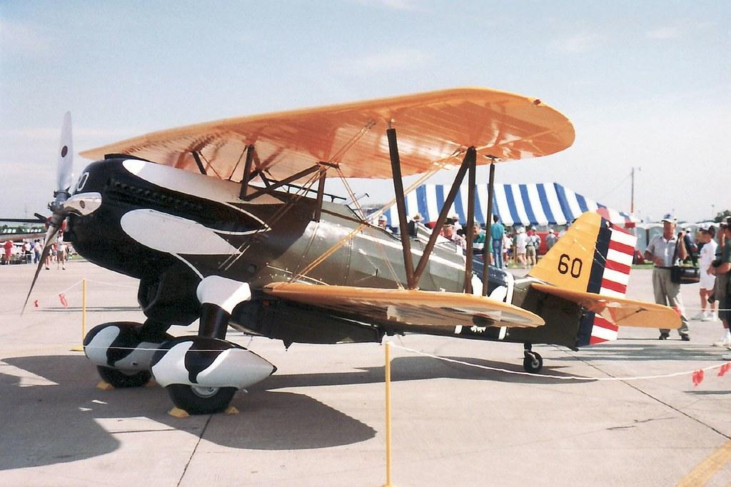 Curtiss P 6e Hawk This Full Scale Replica P 6e Was Made