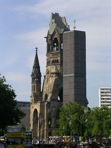 Kaiser Wilhelm Church - Berlin | by bortescristian