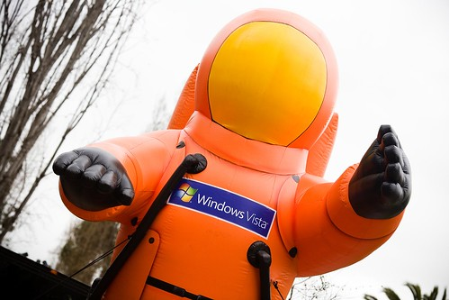 Windows Vista Astronaut | by Thomas Hawk