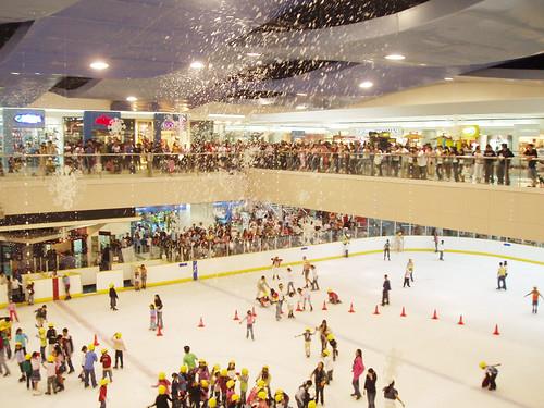 ice-skating rin...