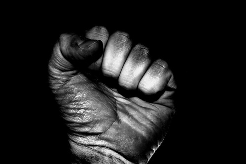 Raised Fist | by bruckerrlb