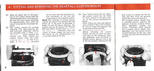 Adaptall instructions | by Nesster