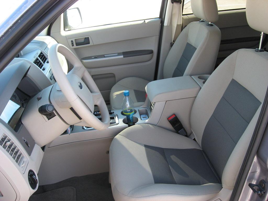 ... 2008 Ford Escape Interior | By Victory U0026 Reseda
