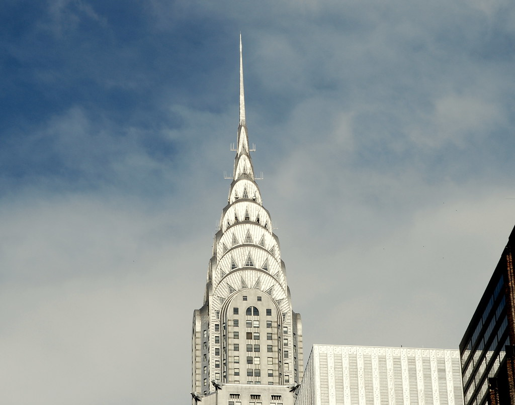 Chrysler Building Wikipedia: Top Of The Chrysler Building