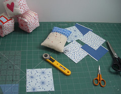 Soft Baby Cube Sewing Tutorial Step One | by london mummy