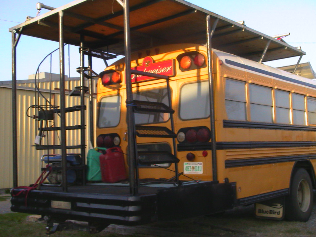 Funding to Start a Party Bus Business
