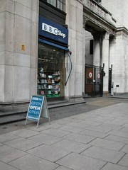 The BBC Shop on Strand | by mpozzobon