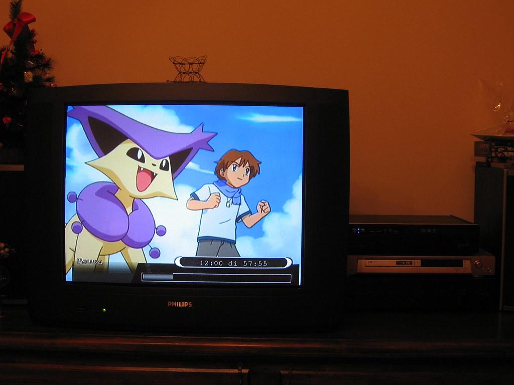 linux media center una puntata dei pokemon alessio milan flickr. Black Bedroom Furniture Sets. Home Design Ideas