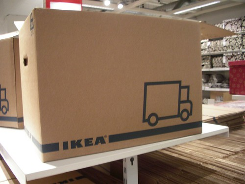 ikea box ikea tsurutakoji flickr. Black Bedroom Furniture Sets. Home Design Ideas