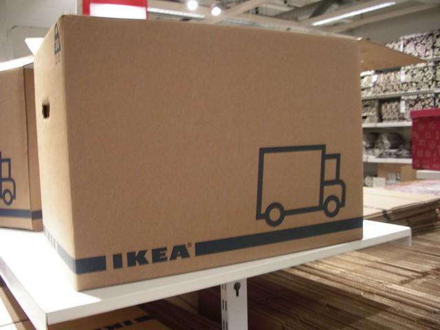 Ikea box ikea tsurutakoji flickr for Ikea box diviseurs