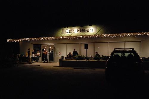 Cafe Eleven St Augustine