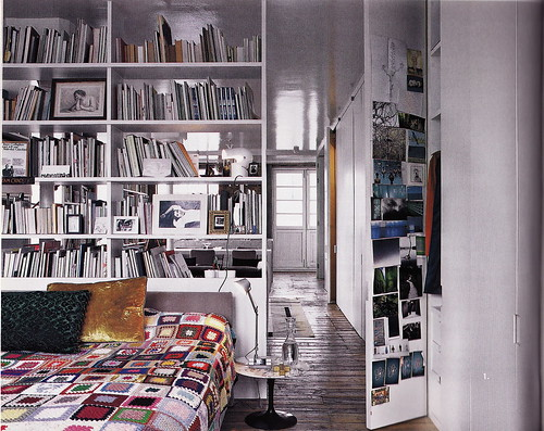 Ilse Crawford's London loft: bedroom detail 2 | by audinou