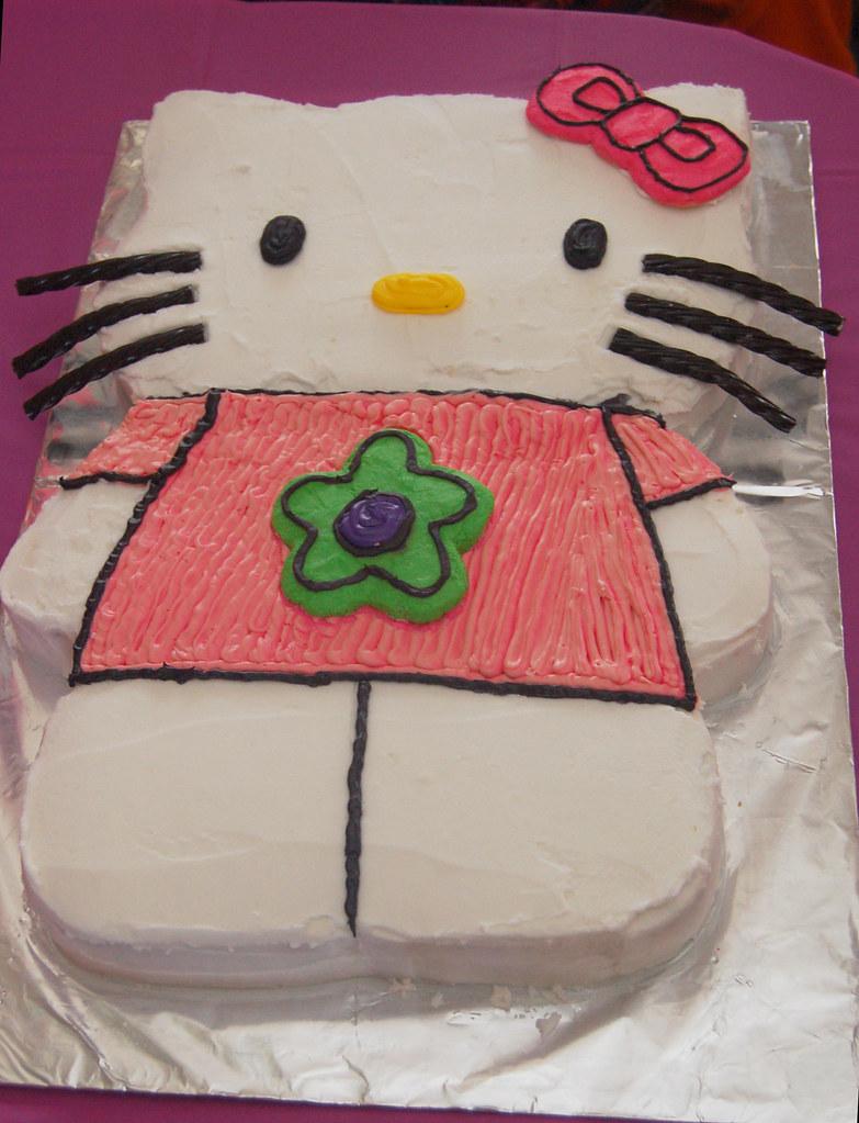 Hello Kitty Cake Malaysia