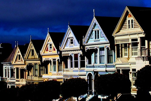 Post Card Row (San Francisco) | by Waves