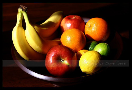Still Life Of Fruits February 13 2007 This Is My First