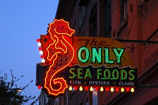 Vancouver - Historic Only Seafood | by Wayne Stadler Photography