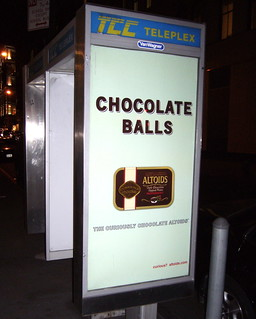 Chocolate Balls | by phrenologist