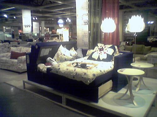 Ikea Storage Bed Platform