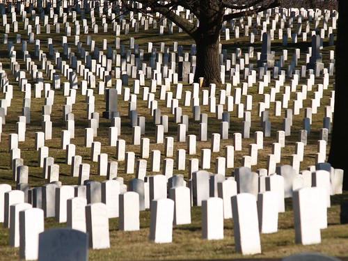 U.S. Soldiers' and Airmen's Home National Cemetery, Rock Creek Church Road, NW (Washington, DC) | by takomabibelot