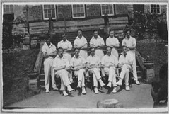 Cricket team - Lancashire | by Boobelle