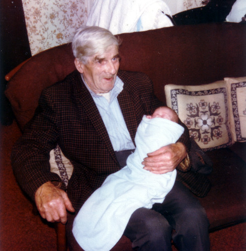 Granddad Charlie and Me | by Nikki-ann