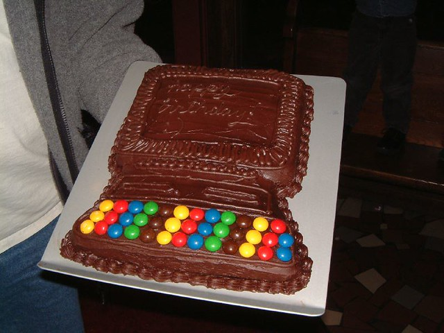 Cakes For Computer Lovers