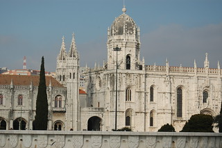Belem-Monasterio Jeronimos, Lisboa | by chicadelatele
