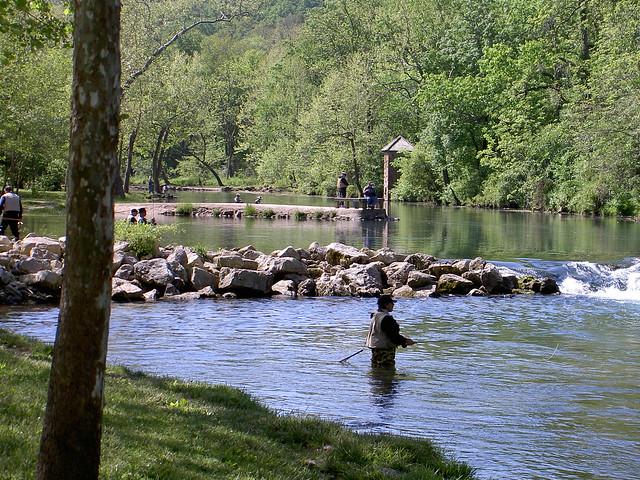 Bennett springs state park missouri flickr photo sharing for Bennett springs trout fishing