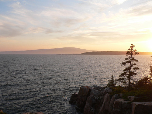 Cadillac Mtn. a measure of the suns travels | by yeimaya
