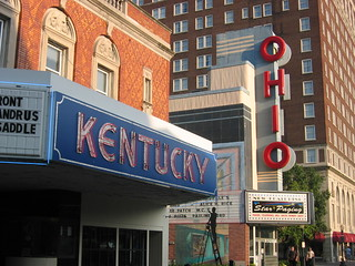 Kentucky and Ohio Theatres | by thetodd