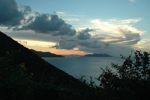 Guana Island Sunset, BVI, West Indies | by The Horned Jack Lizard