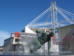 "Tom Finney's ""Splash"" 